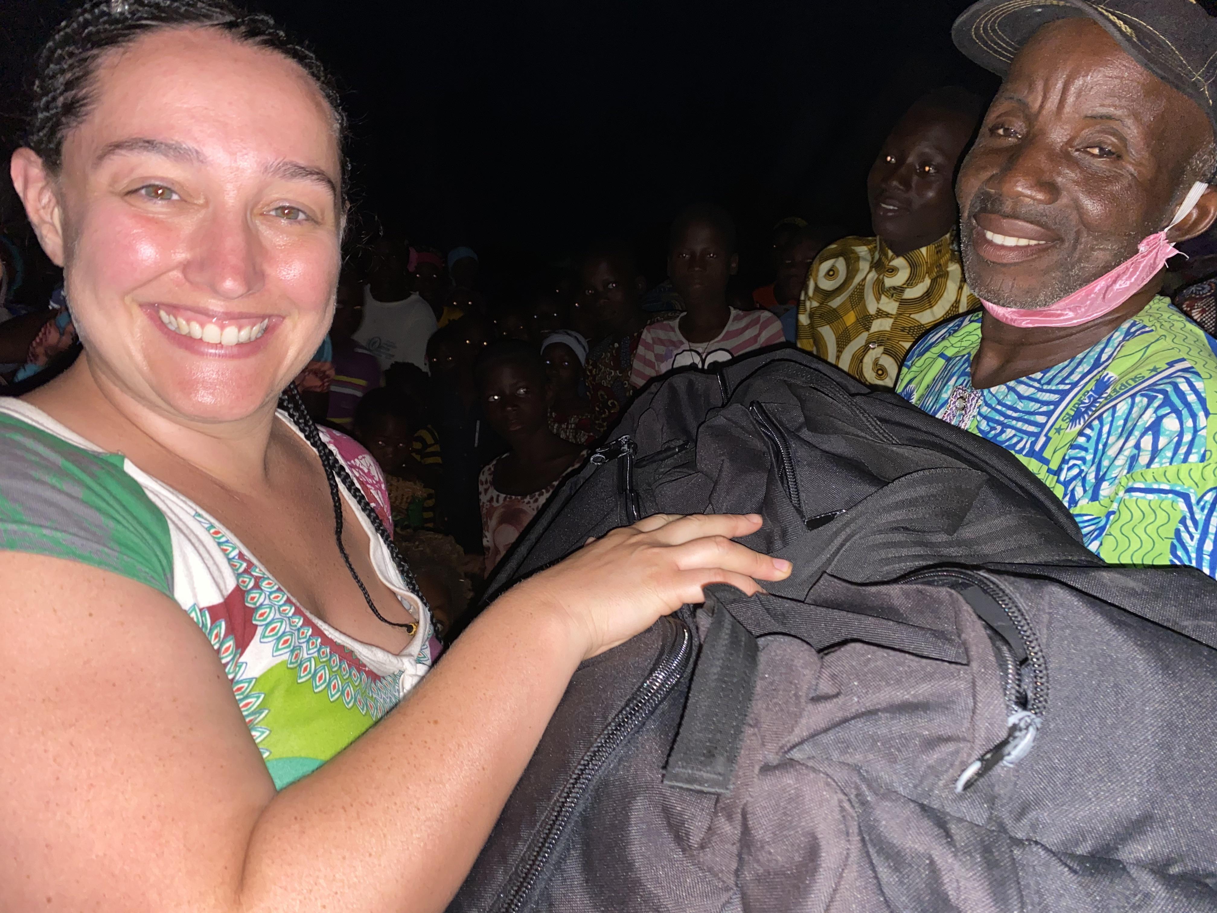 Dernière mission au Bénin