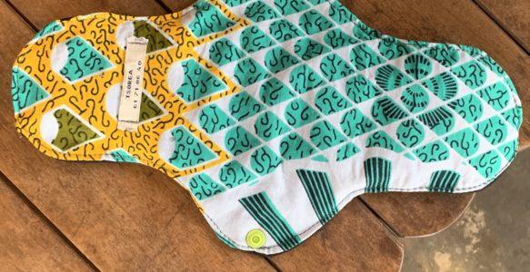 Confection de serviettes hygiéniques lavables (SHL)