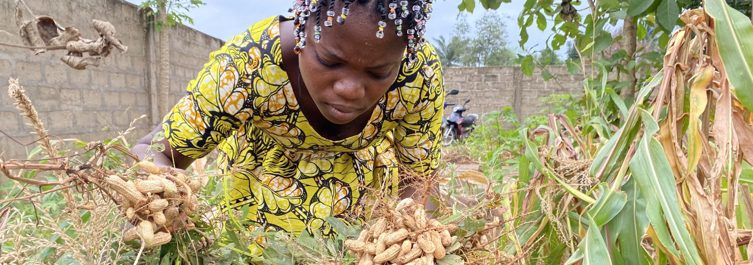 Promouvoir l'agriculture : limiter la malnutrition chez les enfants